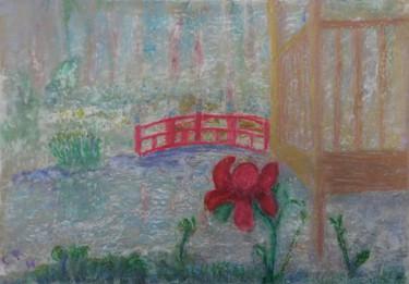 Japanese Bridge Over Pond in Jobim s Garden of Songs
