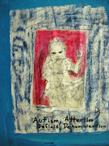autism attention defficit dehumanization