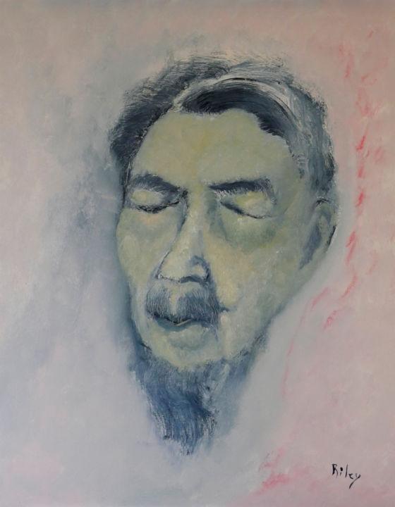 Master Da Liu in the Center of Open Awareness